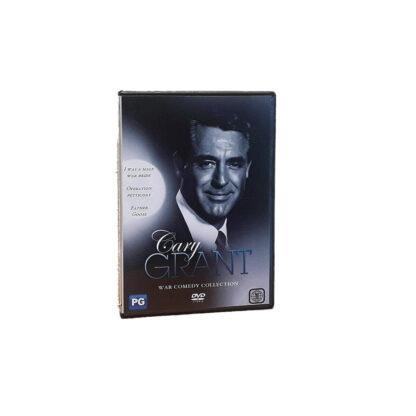 Cary Grant War Comedies 3 Disk Set