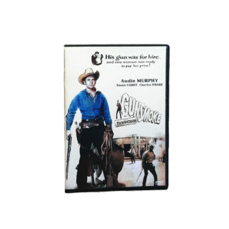 Gunsmoke DVD Case
