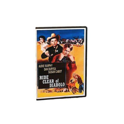 Ride Clear of Diablo DVD Case
