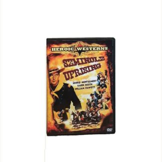 Seminole Uprising DVD
