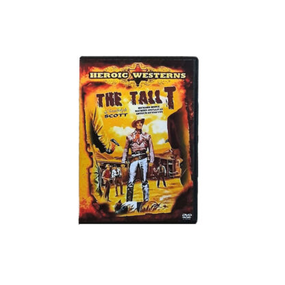The Tall T DVD Case