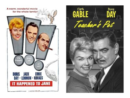 Doris Day Collection Posters 1