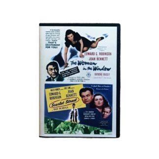 Woman in the Window Scarlet Street DVD Set
