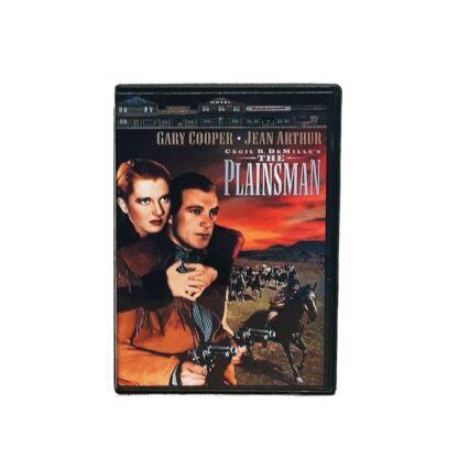 The Plainsman DVD