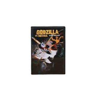 Godzilla vs Mothra DVD