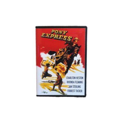 Pony Express DVD