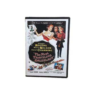 The First Traveling Saleslady DVD