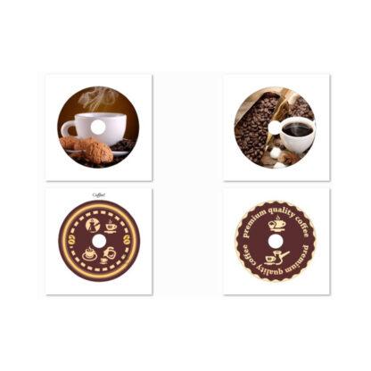 Coffee Decorative DVD Art Series