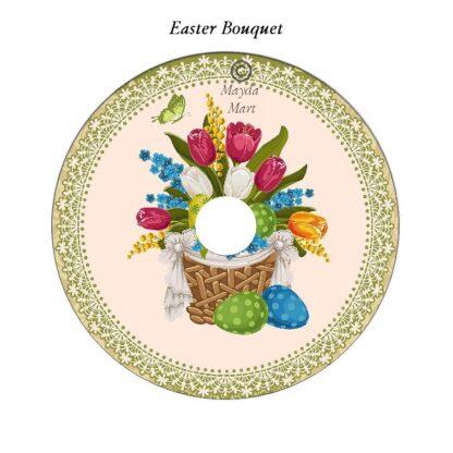 Easter Bouquet DVD Art