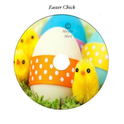 Easter Chick DVD Art