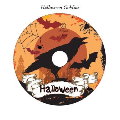 Halloween Goblins DVD Art