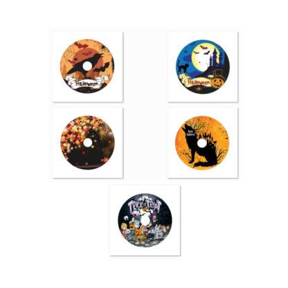 Halloween Night DVD Art Series