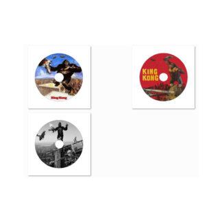 King Kong DVD Art