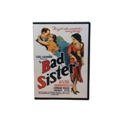 Bad Sister DVD