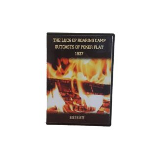 Luck of Roaring Camp and Outcasts of Poker Flat DVD Set