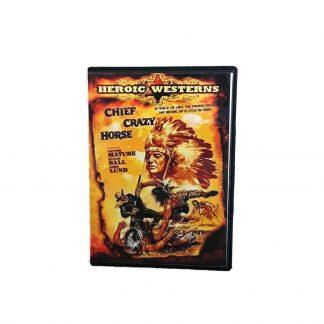 Chief Crazy Horse DVD