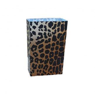 Leopard Print Gift Bag