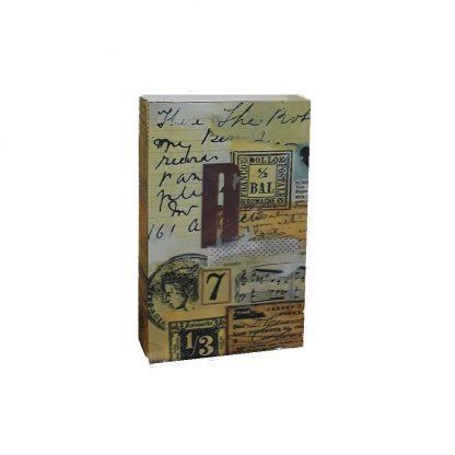 Vintage Traveler Gift Bag